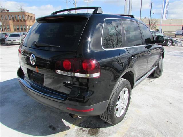 2008 Volkswagen Touareg 2 V6 Comfortline (Stk: 96287A) in Toronto - Image 7 of 19