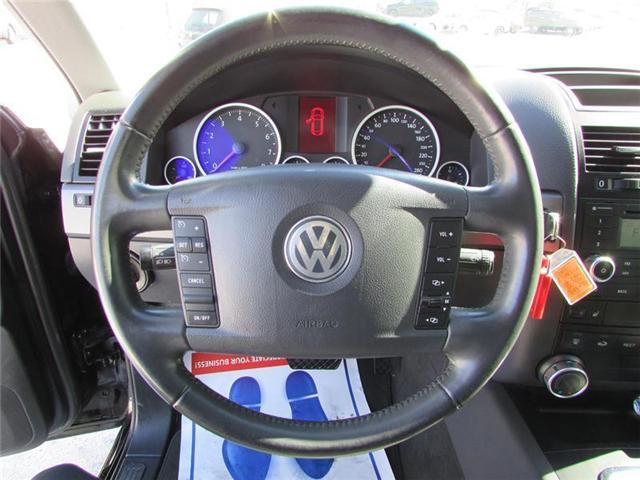 2008 Volkswagen Touareg 2 V6 Comfortline (Stk: 96287A) in Toronto - Image 12 of 19