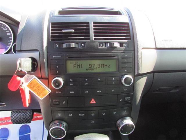 2008 Volkswagen Touareg 2 V6 Comfortline (Stk: 96287A) in Toronto - Image 14 of 19