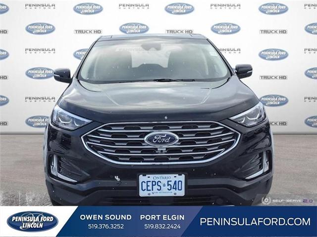 2019 Ford Edge Titanium (Stk: 19ED02) in Owen Sound - Image 2 of 24