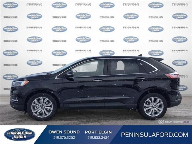 2019 Ford Edge Titanium (Stk: 19ED02) in Owen Sound - Image 3 of 24