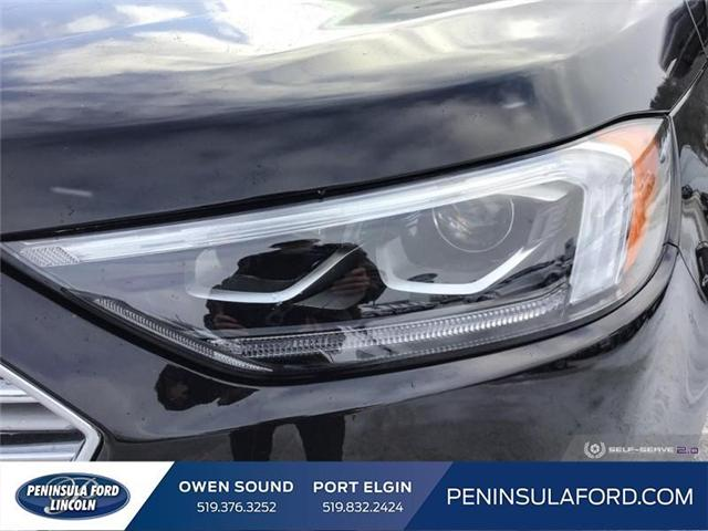 2019 Ford Edge Titanium (Stk: 19ED02) in Owen Sound - Image 8 of 24
