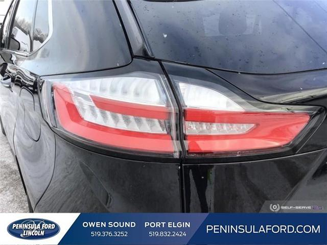 2019 Ford Edge Titanium (Stk: 19ED02) in Owen Sound - Image 10 of 24