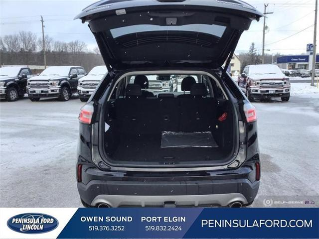 2019 Ford Edge Titanium (Stk: 19ED02) in Owen Sound - Image 11 of 24