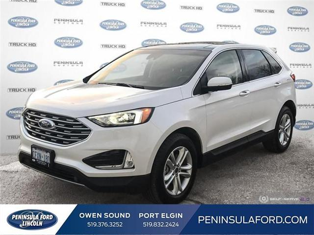 2019 Ford Edge SEL (Stk: 19ED06) in Owen Sound - Image 1 of 24