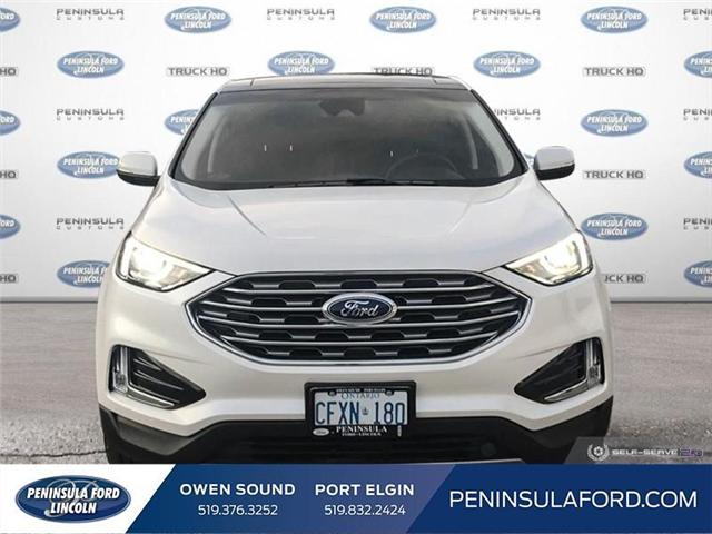 2019 Ford Edge SEL (Stk: 19ED06) in Owen Sound - Image 2 of 24