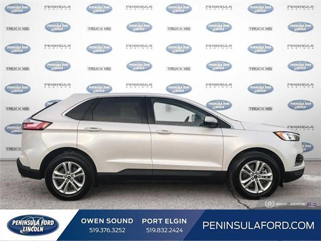 2019 Ford Edge SEL (Stk: 19ED06) in Owen Sound - Image 3 of 24