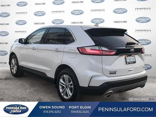 2019 Ford Edge SEL (Stk: 19ED06) in Owen Sound - Image 4 of 24