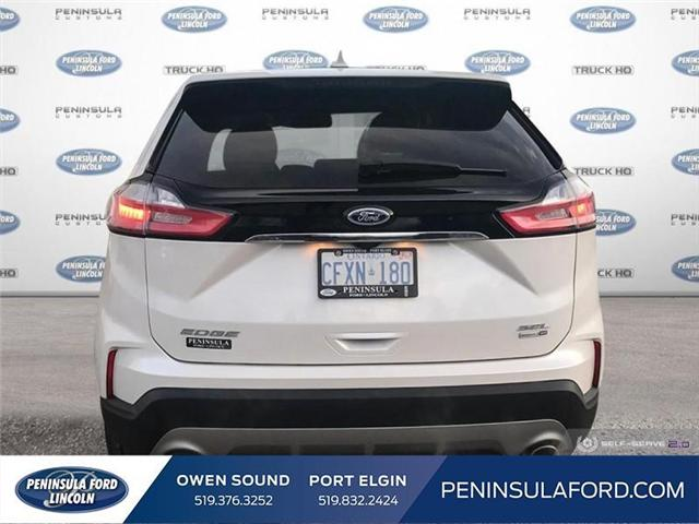 2019 Ford Edge SEL (Stk: 19ED06) in Owen Sound - Image 5 of 24