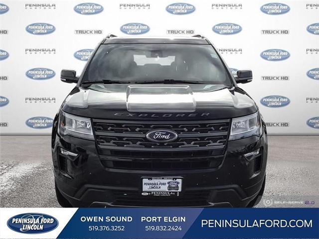 2019 Ford Explorer XLT (Stk: 19EX02) in Owen Sound - Image 2 of 24