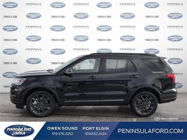 2019 Ford Explorer XLT (Stk: 19EX02) in Owen Sound - Image 3 of 24
