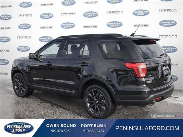 2019 Ford Explorer XLT (Stk: 19EX02) in Owen Sound - Image 4 of 24