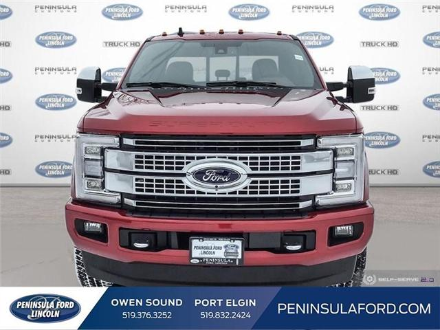 2019 Ford F-350 Platinum (Stk: 19FE22) in Owen Sound - Image 2 of 23
