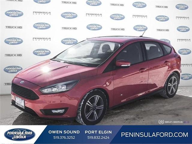2016 Ford Focus SE (Stk: 18ES186A) in Owen Sound - Image 1 of 24