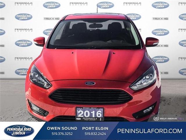 2016 Ford Focus SE (Stk: 18ES186A) in Owen Sound - Image 2 of 24
