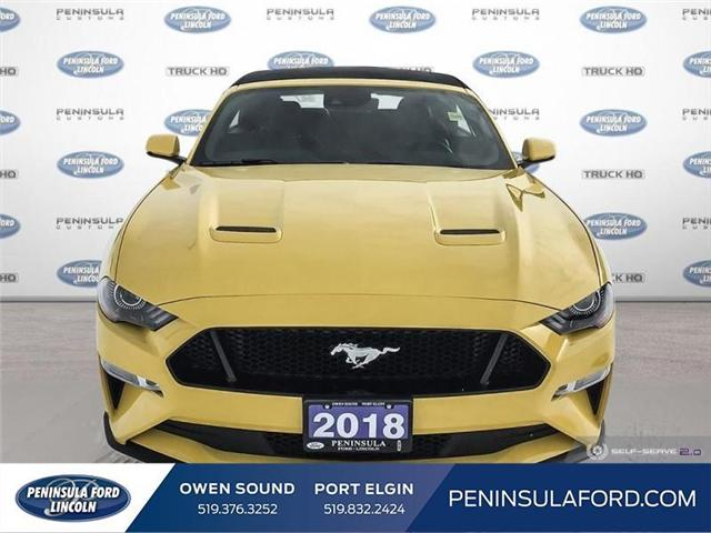 2018 Ford Mustang GT Premium (Stk: 1677) in Owen Sound - Image 2 of 23