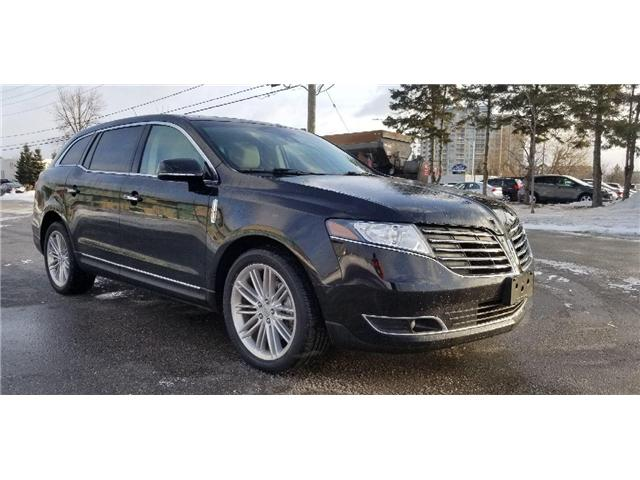 2019 Lincoln MKT Reserve (Stk: P8518) in Unionville - Image 1 of 23