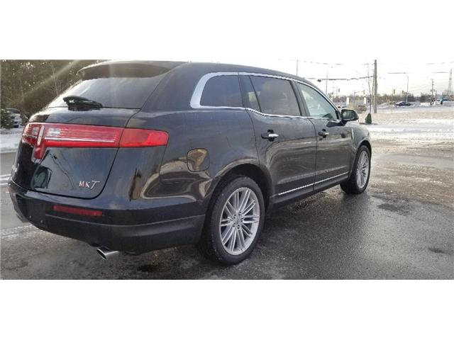 2019 Lincoln MKT Reserve (Stk: P8518) in Unionville - Image 7 of 23