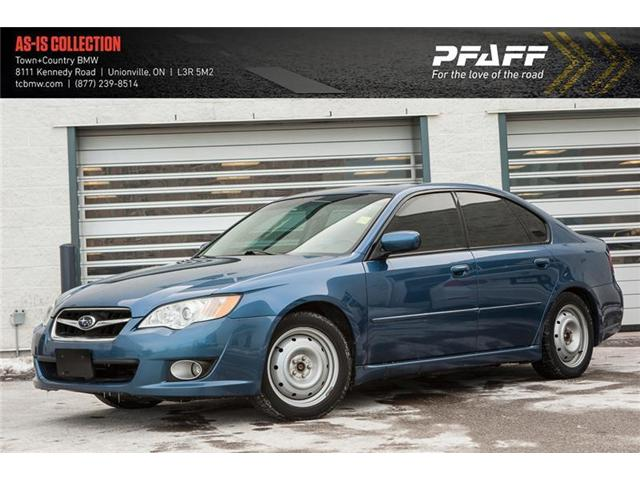 2008 Subaru Legacy 2.5 i Limited Package (Stk: 37082A) in Markham - Image 1 of 13