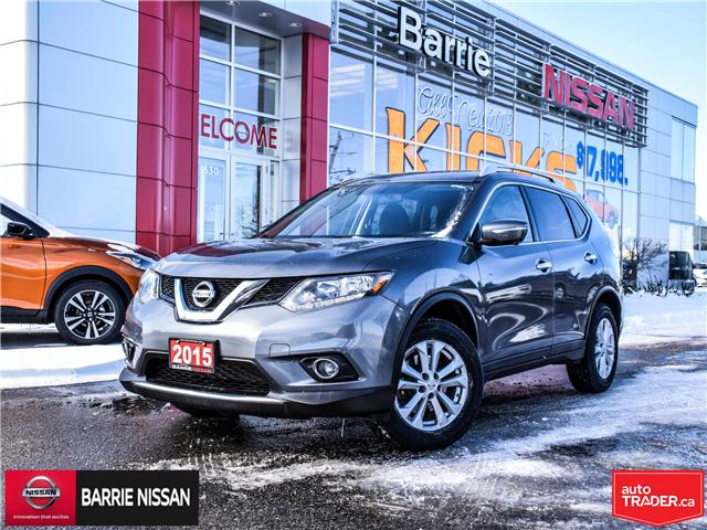 2015 Nissan Rogue SV (Stk: P4535) in Barrie - Image 1 of 25