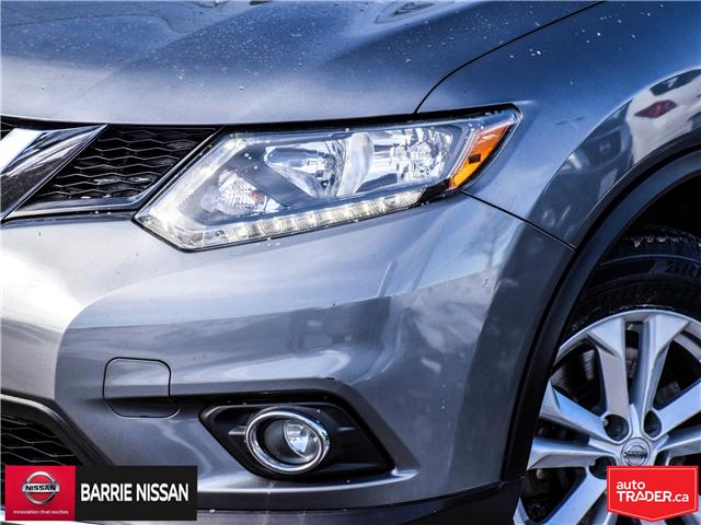 2015 Nissan Rogue SV (Stk: P4535) in Barrie - Image 2 of 25