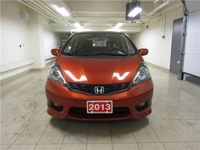 2013 Honda Fit Sport (Stk: F19518A) in Toronto - Image 6 of 30