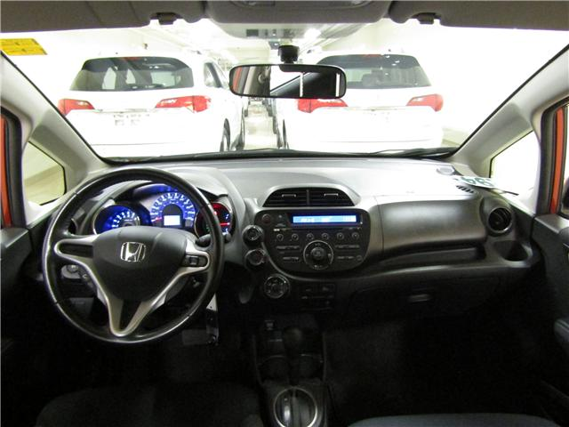 2013 Honda Fit Sport (Stk: F19518A) in Toronto - Image 14 of 30