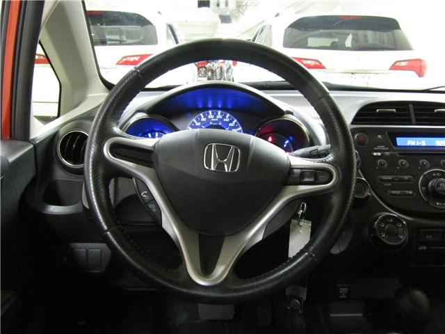 2013 Honda Fit Sport (Stk: F19518A) in Toronto - Image 12 of 30