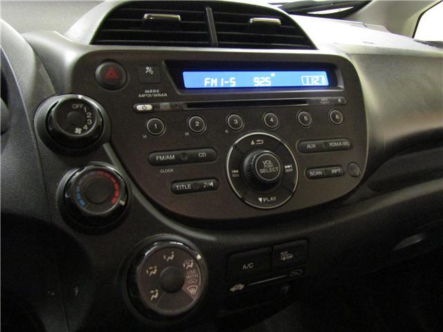 2013 Honda Fit Sport (Stk: F19518A) in Toronto - Image 19 of 30