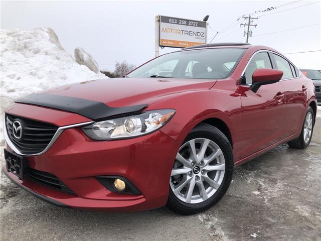 2014 Mazda MAZDA6 GS (Stk: -) in Kemptville - Image 1 of 30