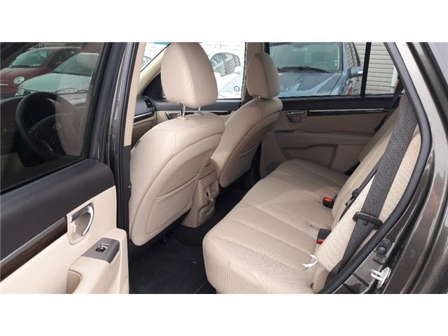 2011 Hyundai Santa Fe GL 3.5 Sport (Stk: A059) in Ottawa - Image 6 of 17