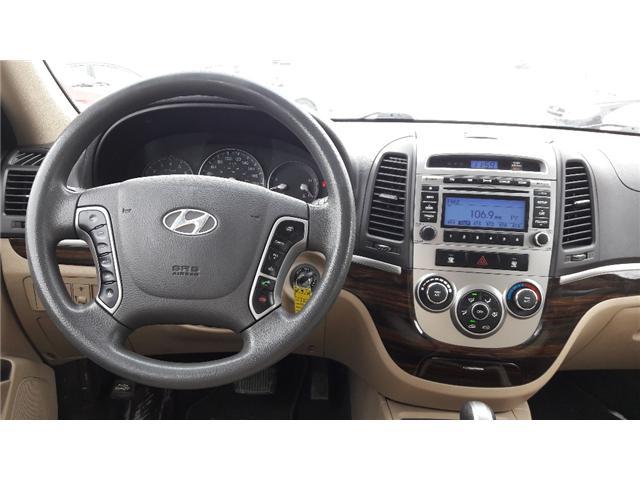 2011 Hyundai Santa Fe GL 3.5 Sport (Stk: A059) in Ottawa - Image 8 of 17