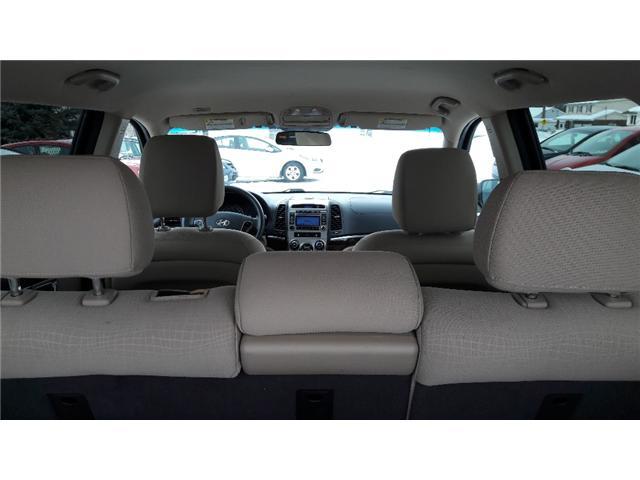 2011 Hyundai Santa Fe GL 3.5 Sport (Stk: A059) in Ottawa - Image 11 of 17
