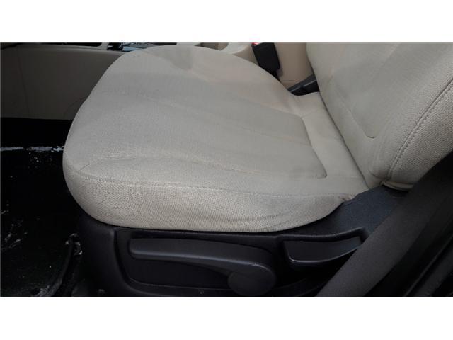2011 Hyundai Santa Fe GL 3.5 Sport (Stk: A059) in Ottawa - Image 12 of 17