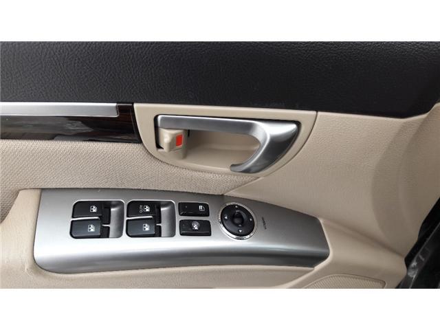 2011 Hyundai Santa Fe GL 3.5 Sport (Stk: A059) in Ottawa - Image 14 of 17