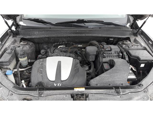 2011 Hyundai Santa Fe GL 3.5 Sport (Stk: A059) in Ottawa - Image 15 of 17