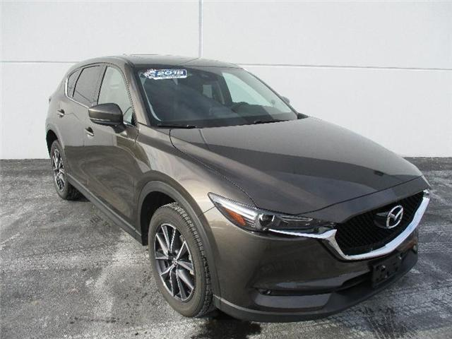 2018 Mazda CX-5 GT (Stk: M2673) in Toronto, Ajax, Pickering - Image 1 of 27