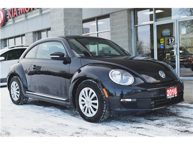 2016 Volkswagen The Beetle 1.8 TSI Trendline (Stk: 629030-16) in Cobourg - Image 1 of 22