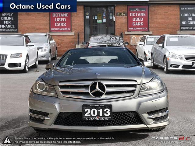 2013 Mercedes-Benz C-Class Base (Stk: ) in Scarborough - Image 2 of 23