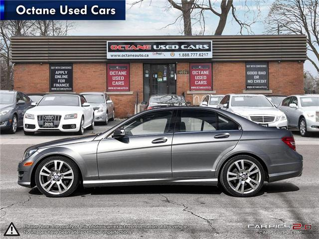 2013 Mercedes-Benz C-Class Base (Stk: ) in Scarborough - Image 3 of 23