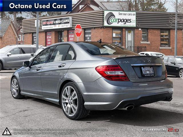 2013 Mercedes-Benz C-Class Base (Stk: ) in Scarborough - Image 4 of 23