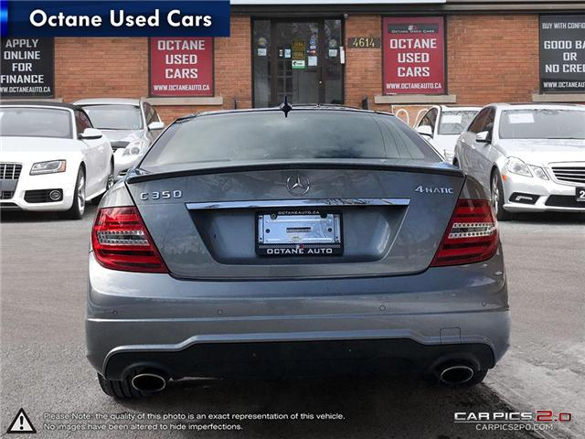2013 Mercedes-Benz C-Class Base (Stk: ) in Scarborough - Image 5 of 23