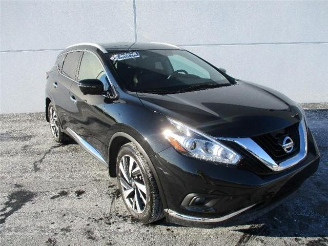 2016 Nissan Murano SV (Stk: M2679) in Toronto, Ajax, Pickering - Image 1 of 1