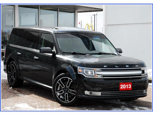 2013 Ford Flex Limited (Stk: 8F7020AX) in Kitchener - Image 2 of 18