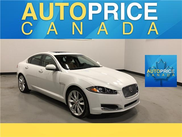 2015 Jaguar XF Luxury (Stk: W0117) in Mississauga - Image 1 of 25