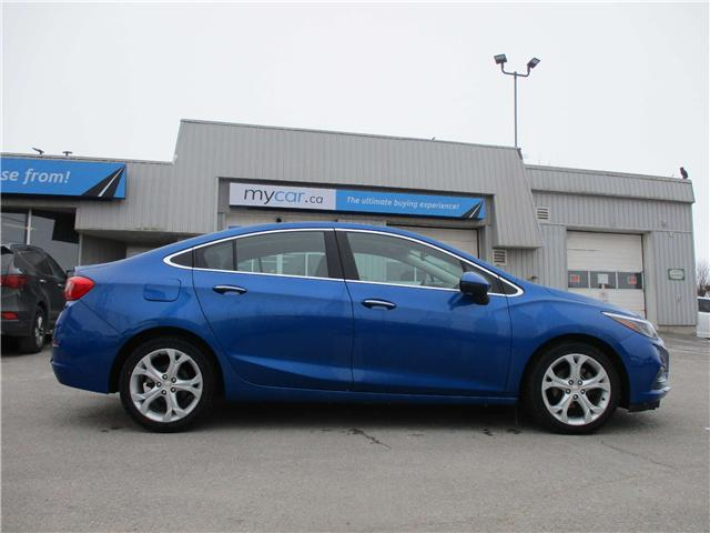 2017 Chevrolet Cruze Premier Auto (Stk: 190196) in Kingston - Image 2 of 12