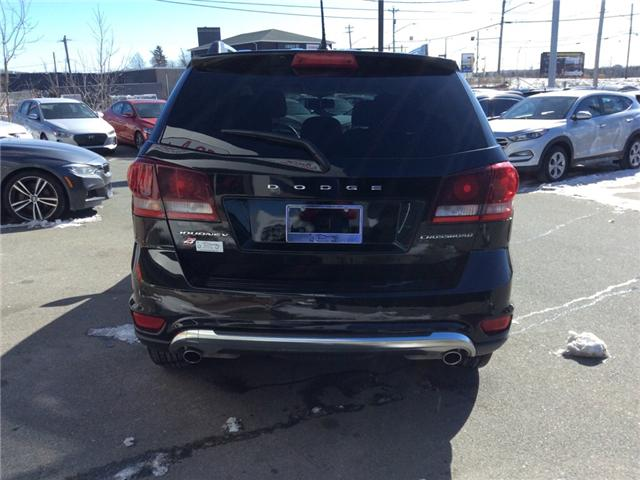 2018 Dodge Journey Crossroad (Stk: 16372) in Dartmouth - Image 5 of 23