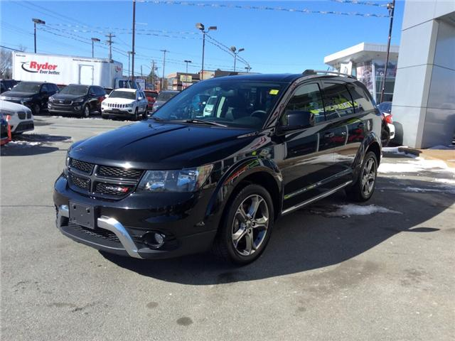 2018 Dodge Journey Crossroad (Stk: 16372) in Dartmouth - Image 8 of 23