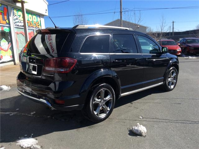 2018 Dodge Journey Crossroad (Stk: 16372) in Dartmouth - Image 4 of 23