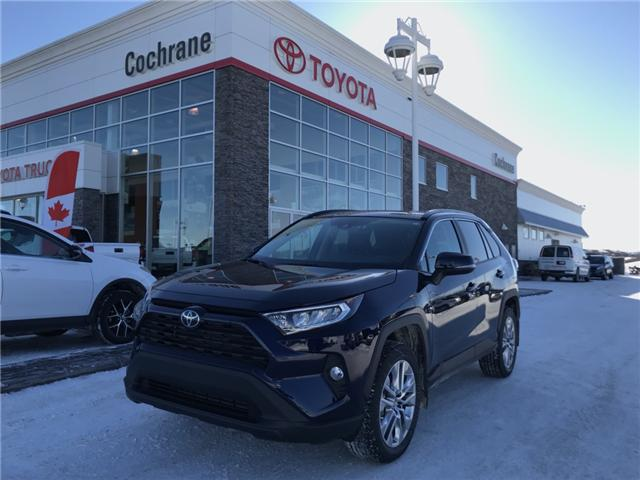 2019 Toyota RAV4 XLE (Stk: 190144) in Cochrane - Image 1 of 23